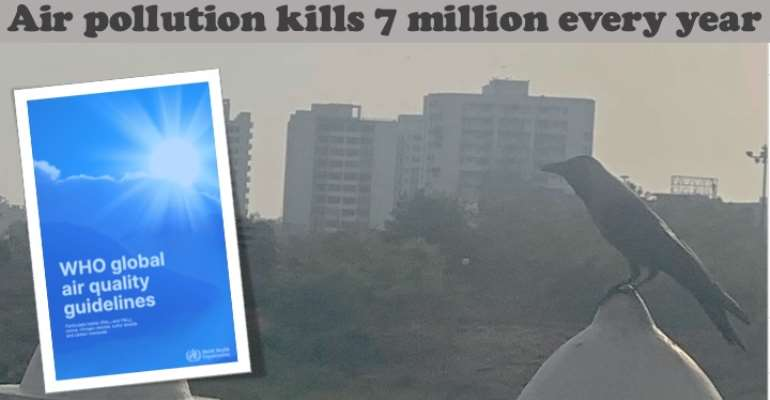World Lung Day   Think twice, it is not another day in paradise: Air is deadlier than we thought it is!