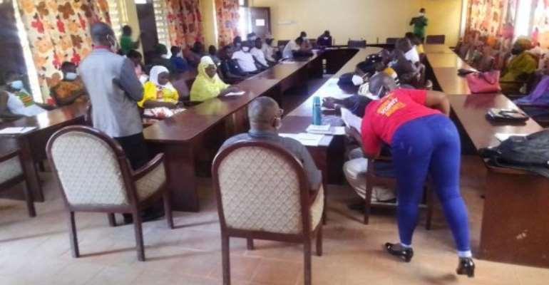 Bolgatanga youth pledge to support fight against violent extremism, radicalism