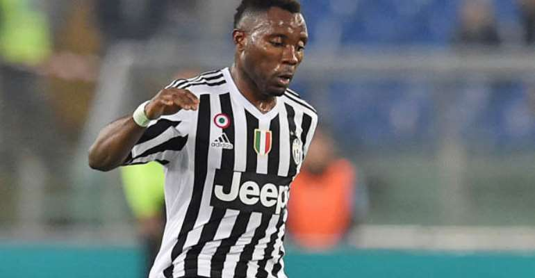 Ghana lose key midfielder Kwadwo Asamoah for Uganda, Egypt 2018 World Cup qualifier