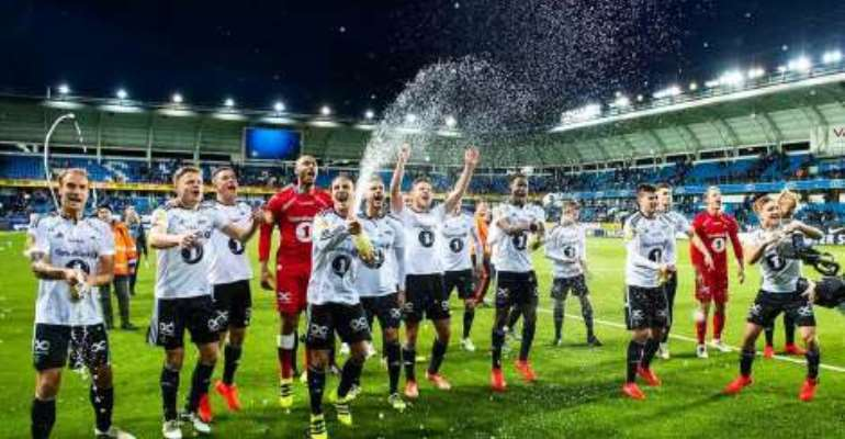 Champion! Adam Kwarasey wins Norwegian league with Rosenborg