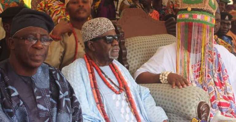 Ambode Promises to Reawaken Hidden Treasure in indigenous Festivals