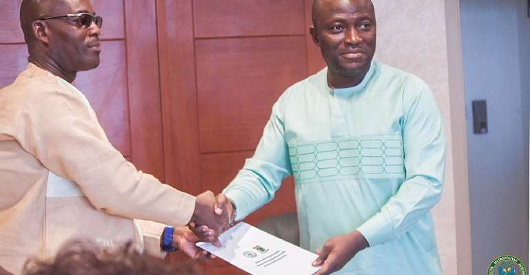 AMA, ATU Signs MOU To Undertake Joint Research And Projects To Improve Life Of City Dwellers