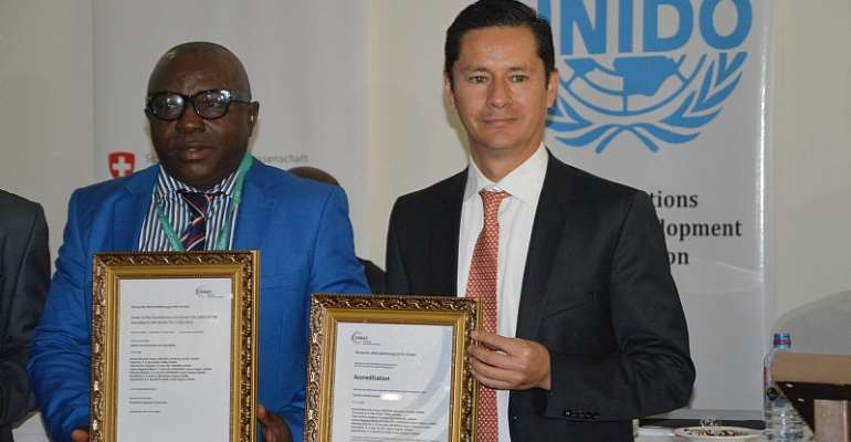 UNIDO, Ghana And Switzerland Launch Global Quality And Standards Programme