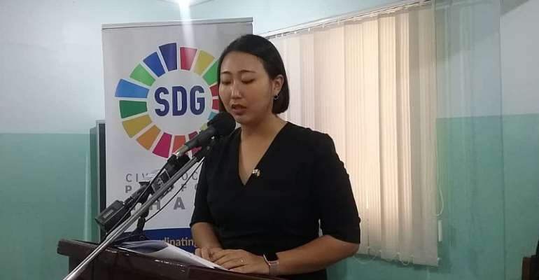 Ghana Civil Society Platform On SDGs Celebrate Global Week of Action On SDGs