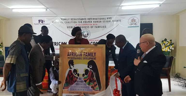 African Regional Conference Of World Congress Of Families To Be Held In Accra