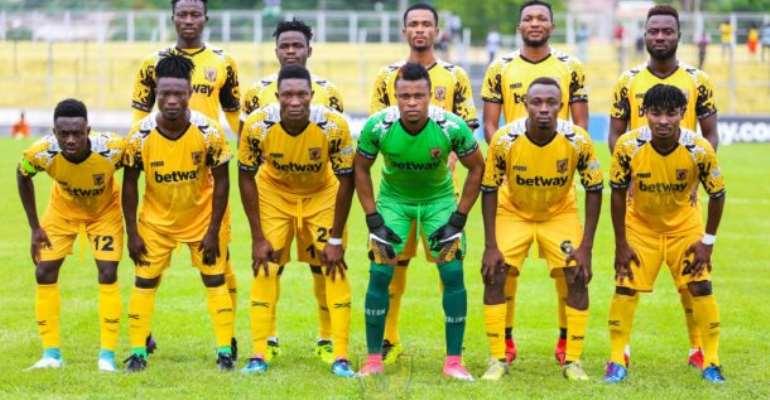CAF CC: Ashgold Announce Squad For R.S Berkane Return Encounter