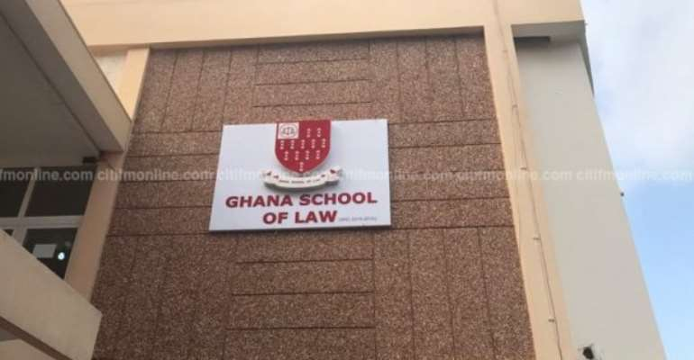 Shock! 128 Of 1820 Students Pass Ghana School Of Law Entrance Exams