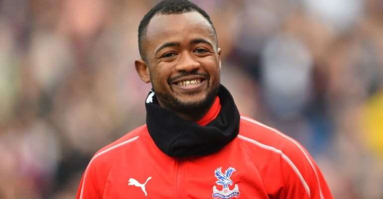 Crystal Palace Captian Praises Striker Jordan Ayew