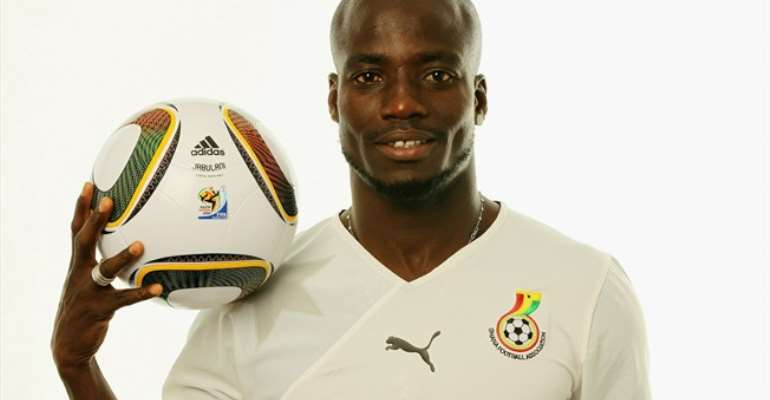 Lack Of Proper Transition Affecting Black Stars - Stephen Appiah
