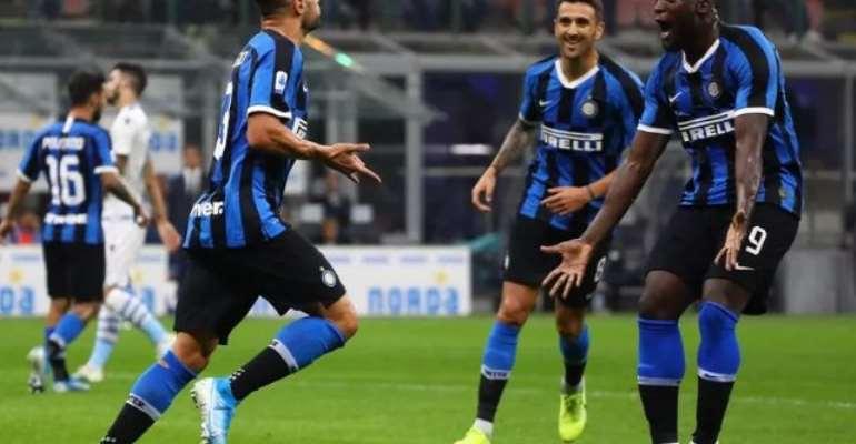 Serie A: Inter Edge Past Lazio To Maintain Winning Start