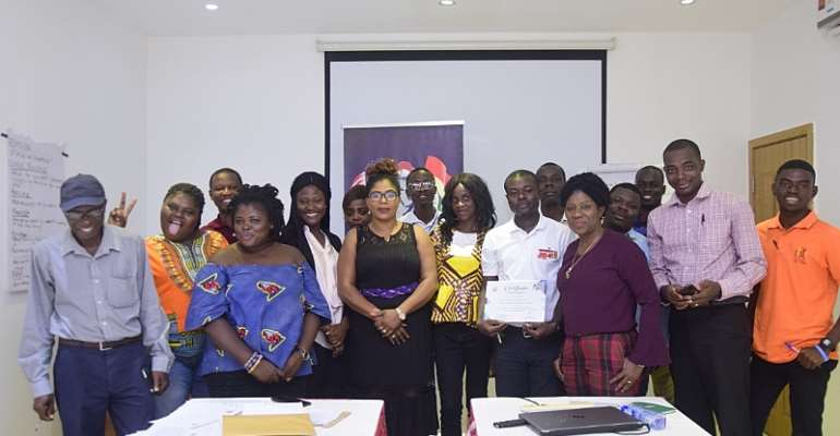 Tarkwa; Journalists Urged To Strengthen HIV And AIDS Awareness