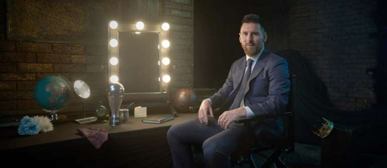 Messi: It's The Team That Counts