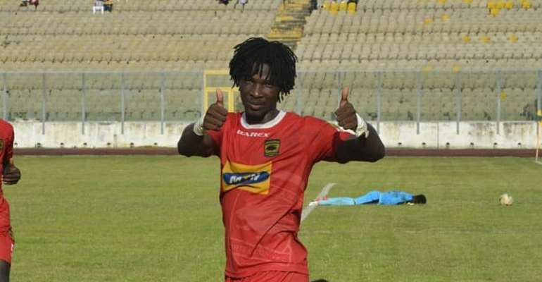 CAF Champions League: Songne Yacouba Out Of Kotoko Squad For Tunisia Trip