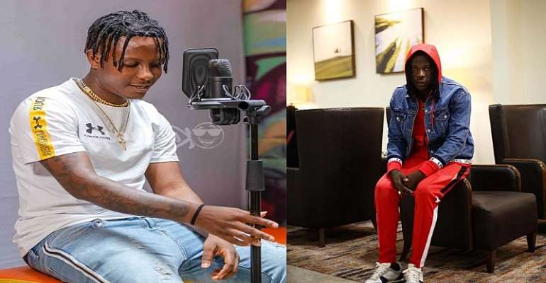 Confirmed: Kelvyn Boy No More With Burniton Music Group – Stonebwoy