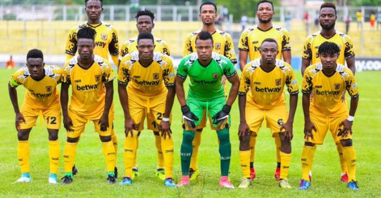 CAF Confederations Cup: Ashgold Set To Fly To Morocco This Afternoon