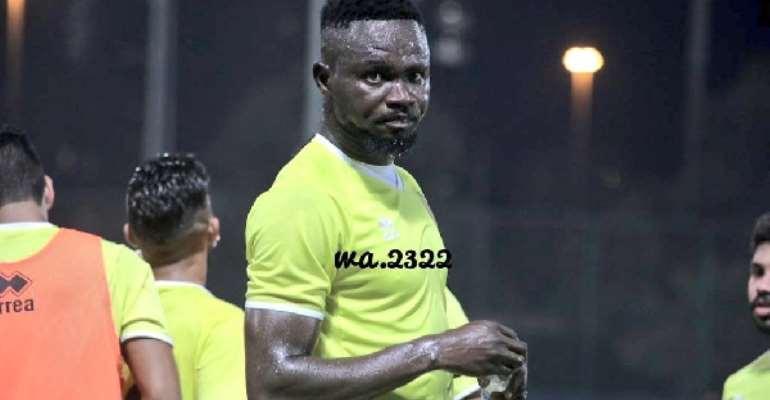 Former Hearts of Oak defender Vincent Atinga