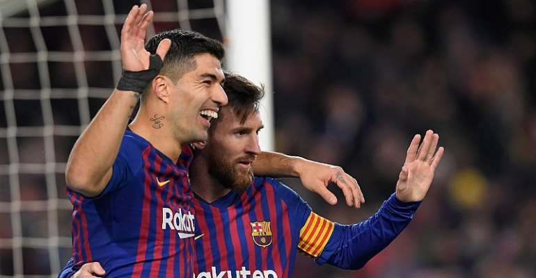 Luis Suarez Deserved More From Barcelona - Messi