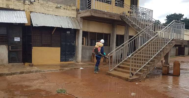 Northern Region: 5,200 Basic Schools And 79 SHSs Earmarked For Disinfection, Fumigation