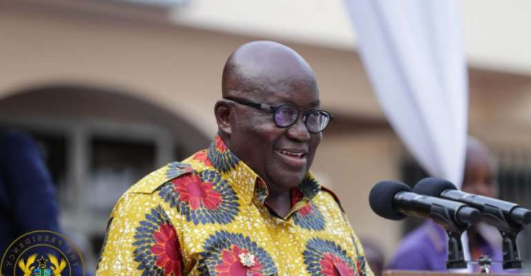 Akufo-Addo Breathes Live Into Kufuor's Abandoned Project