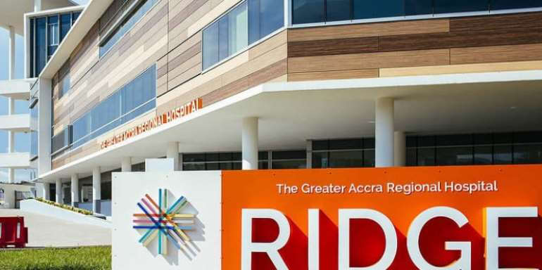 It Was Not Easy For Doctors, Quickly Resolve Impasse With Nurses, Midwives – Ridge Hospital Urges Gov't