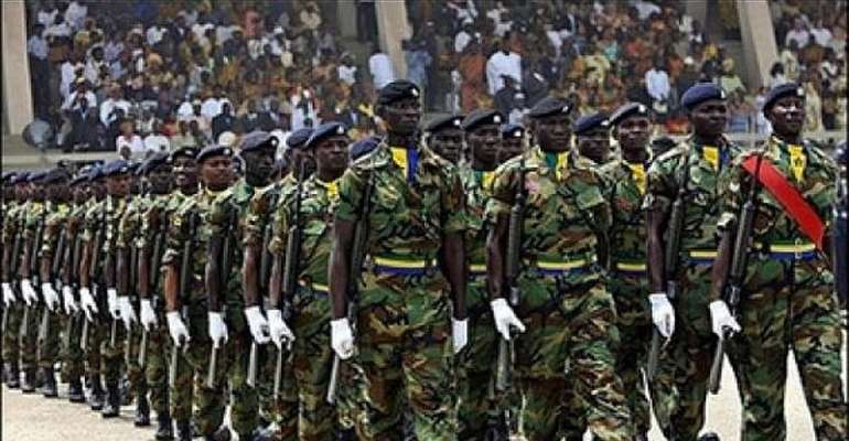7000 Civilian Employees Of Ghana Armed Forces Threaten Demo Over Poor Conditions Of Service