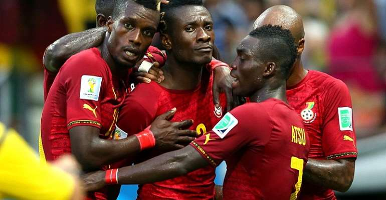 Gyan, Asamoah, Atsu, Wakaso, Boye, Others Dropped By CK Akonnor Ahead Of Ghana, Mali Friendly