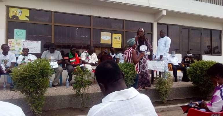 Awutu Senya East NDC Poised For Victory As It Inaugurates Ward Campaign Teams