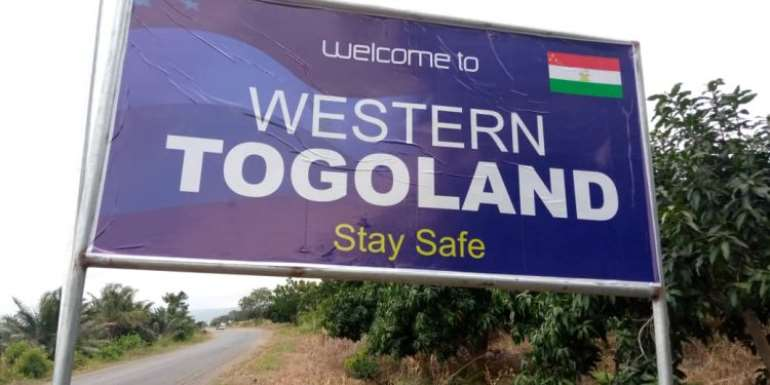 Welcome To  Western Togoland: How Did HSGF Happen?