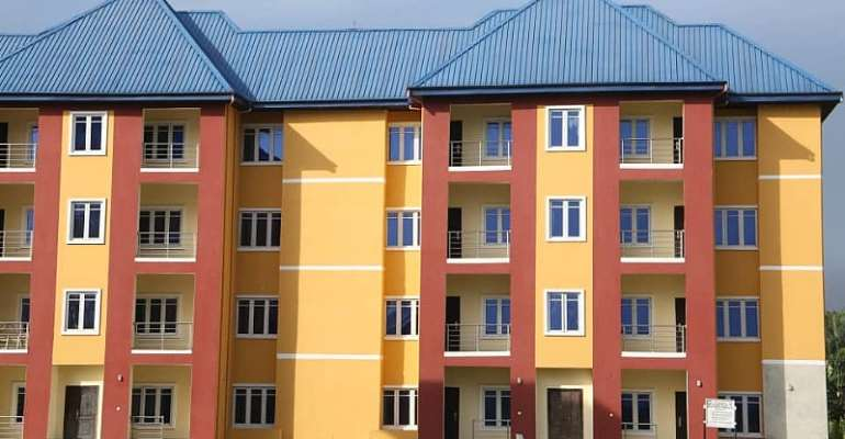 President Buhari to commission NDDC's apartment complex for Police