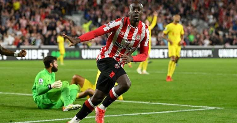 PL: Brentford deny Liverpool in six-goal share of the spoils
