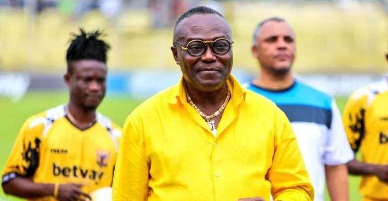 Ashgold President Dr Kweku Frimpong denies involvement in match-fixing scandal