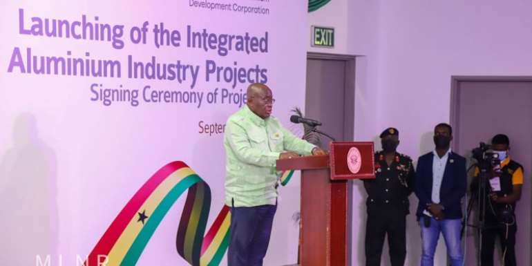 Government's integrated aluminum development corporation will drive industrial development – NPP Germany
