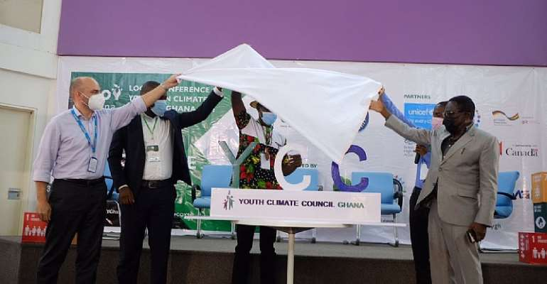 Ghana launches Youth Climate Council