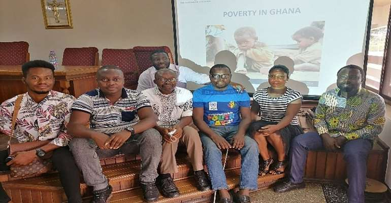 Members Of SDG 1 Platform call for stronger collaboration to end poverty in Ghana by 2030