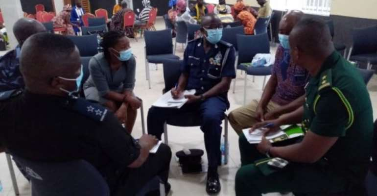 Security personnel, residents trained on violent extremism, terrorism prevention in Bawku West