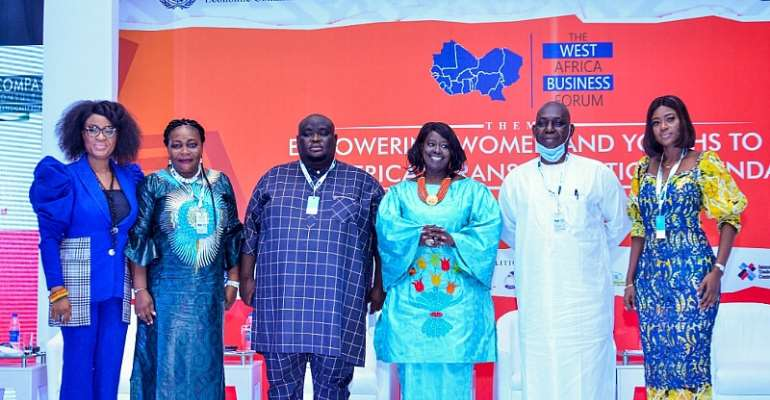 ECA West Africa Engages Over 350 Coalition-Partners To Support Women And Youth Entrepreneurs In The Sub-Region