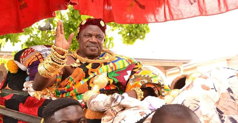 Ejura Chief stops Ejura Dagomba chief from installing a youth chief