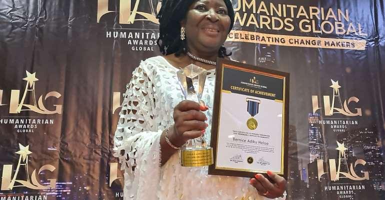 Former Hohoe MP picks 2021 Humanitarian Award