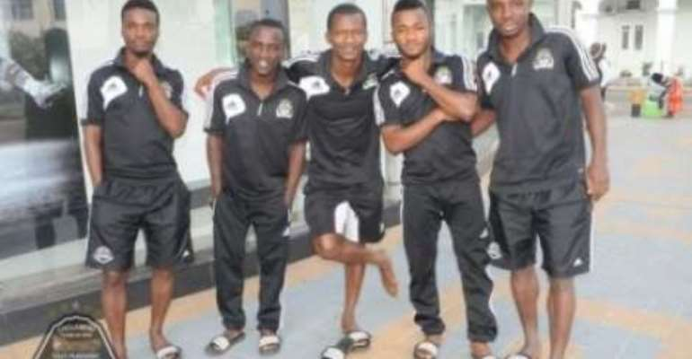 CAF Confederation Cup: Ghanaian quartet reaches final with T.P Mazembe