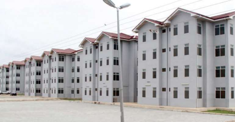 Ghana Secures $5 Billion To Fund 100,000 Houses