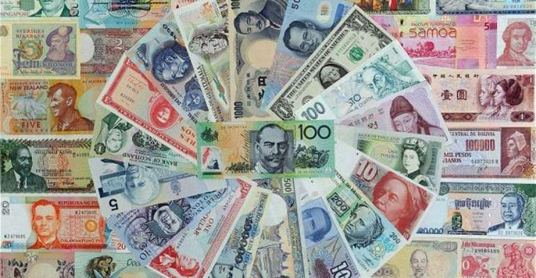 Global Currency Crisis Now Unfolding