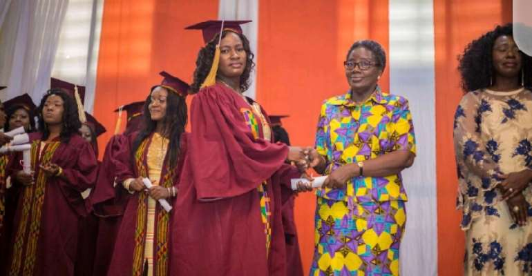 Salon Services And Beauty Academy Hold 3rd Graduation Ceremony