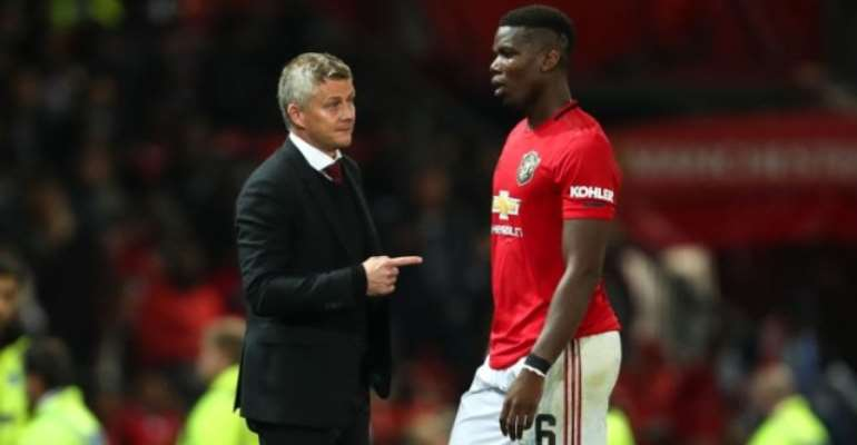 Manchester United: Solskjaer Not Happy With One Goal From 31 Shots
