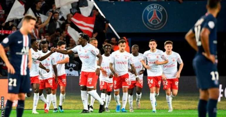 PSG Suffer First Home Loss In 16 Months