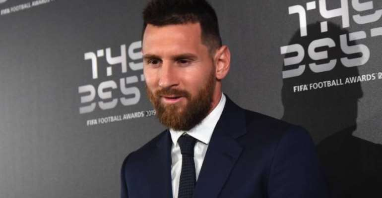 Messi In FIFA Rigging Storm With Countries Claiming They Didn't Vote For Him