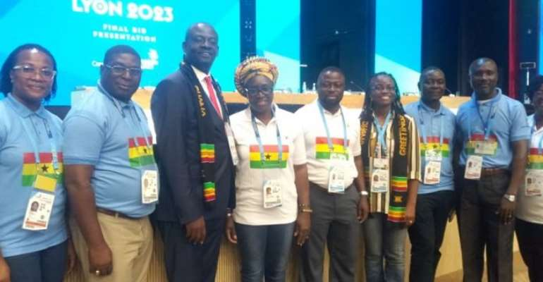 Crossing Rubicon to grabbing diamonds: the case of Ghana at WorldSkills, Kazan 2019