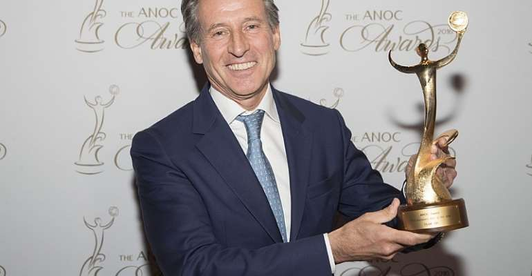 Sebastian Coe Re-Elected Unopposed For Second Term As IAAF President
