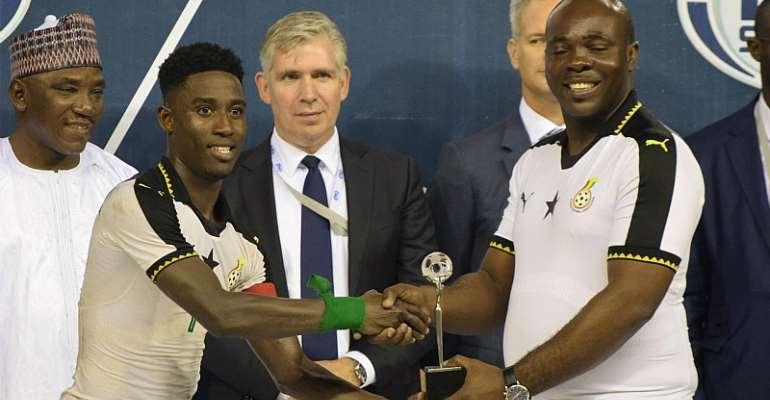 Ghana Star Isaac Twum Urges Teammates To Defend WAFU Title
