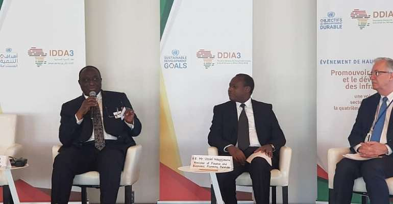 Trade Minister Alan Kyerematen Urges African States To Adopt Innovative Financing Models