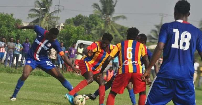 Homowo Cup: Hearts Of Oak To Lock Horns With Liberty On October 6